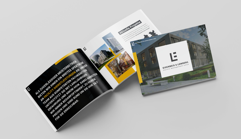 E+L Broschüre