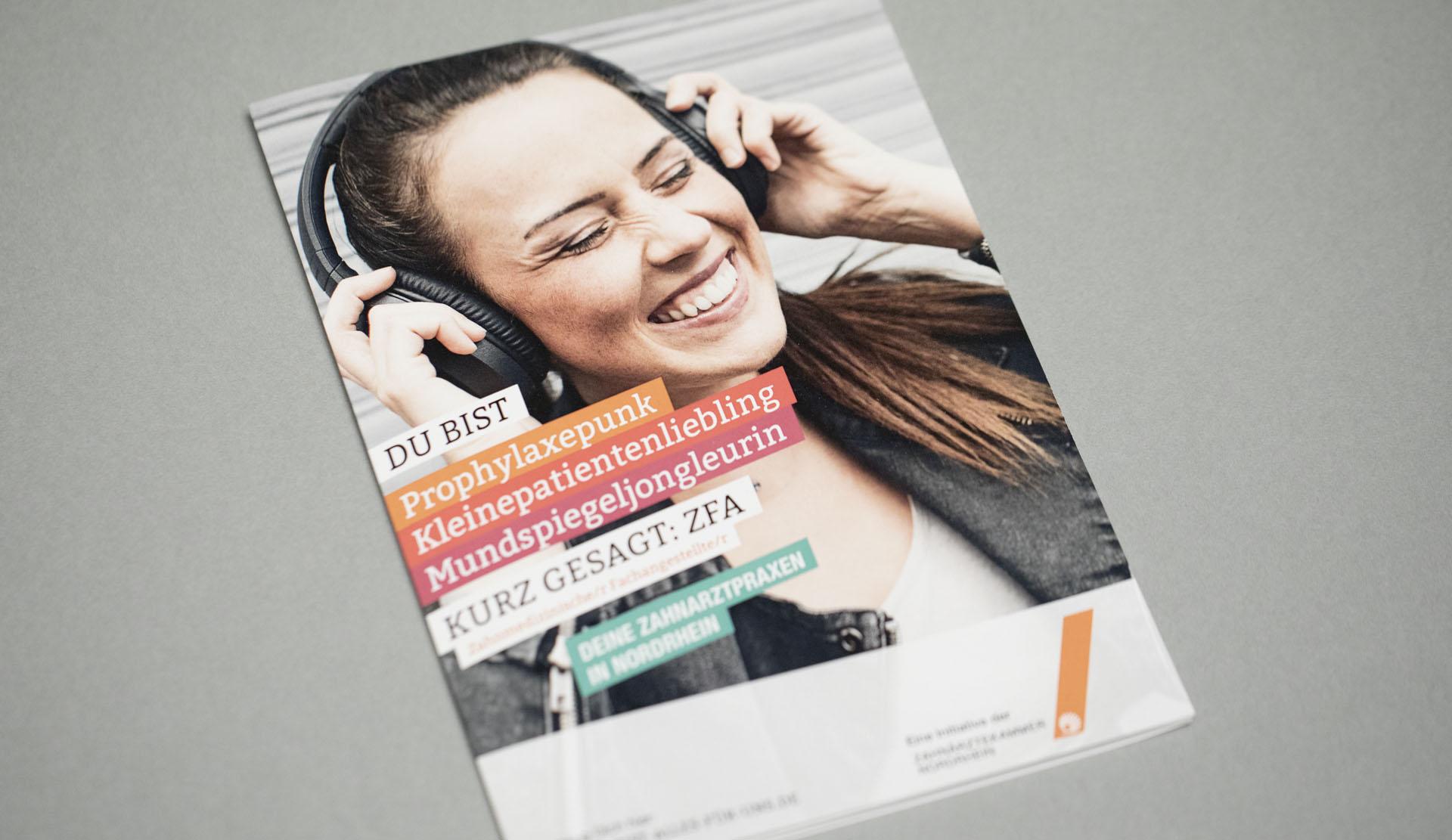 Feuerland - Agentur für bessere Kommunikation Zahnärztekammer
