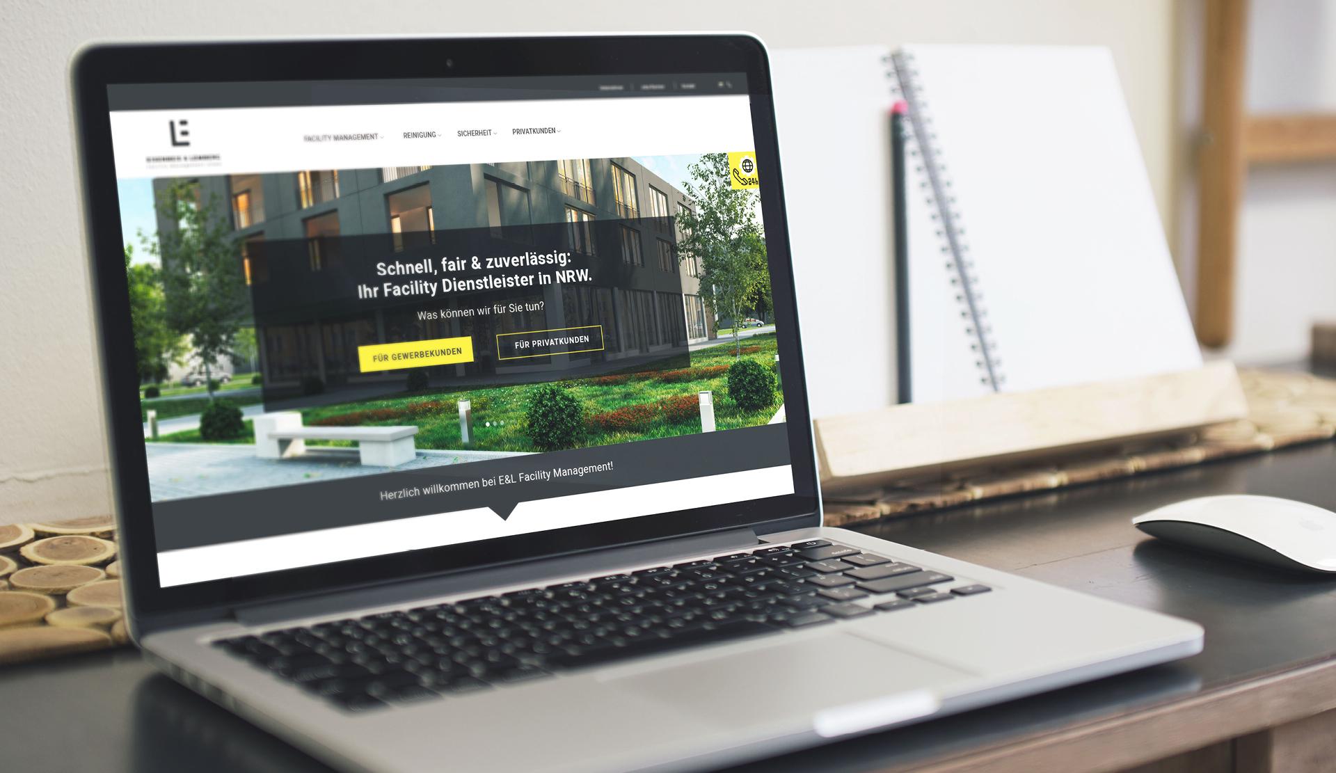 E+L Website